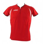 Asics T-Shirt Los Angeles Red/Red