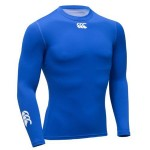 Canterbury Cold Long Sleeve Top Electric