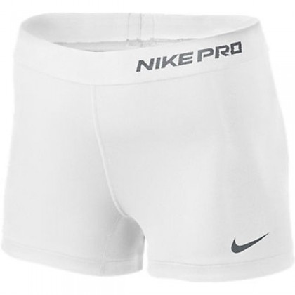 "Nike Core 2.5"" Comp Short (W) White"