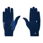 MEN'S THERMAL RUNNING GLOVES S Obsidian Royal