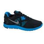 Nike LUNARGLIDE+ 3 (W) BLACK COOL GREY BLUE
