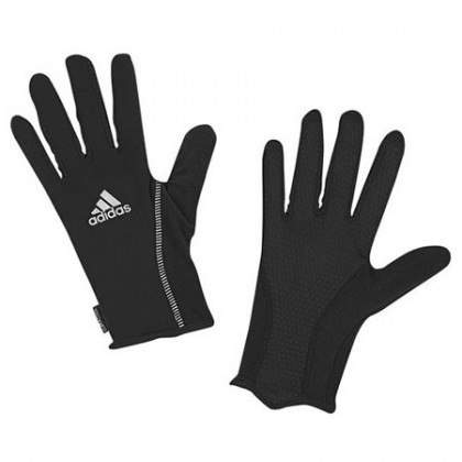 Adidas Run Clima Cool Gloves Black