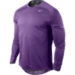 Nike Wool Crew Purple