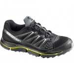 Salomon Xr Crossmax BlK/DarkCloud/Yllw
