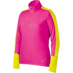 Brooks NightLife Essential Run LS 1/2 Zip II (W)