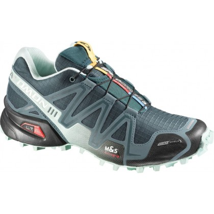 Salomon Speedcross 3 Cs (W) Grey/Blue