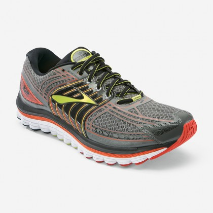 Brooks Glycerin 12 Grey/Lime/Orange