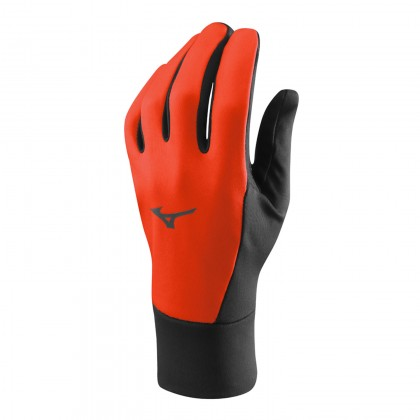 Mizuno Warmalite Glove Orange/Black