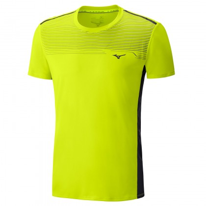 Mizuno  Venture Tee Yellow/Black