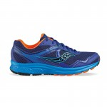 Saucony Grid Cohesion 10 Blu/Roy/Org