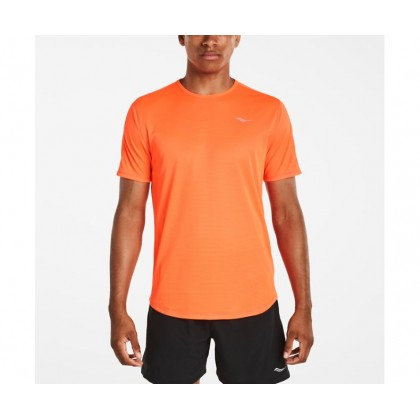 Saucony Short Sleeve Orange