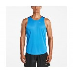 Saucony Hydralite Singlet Blue