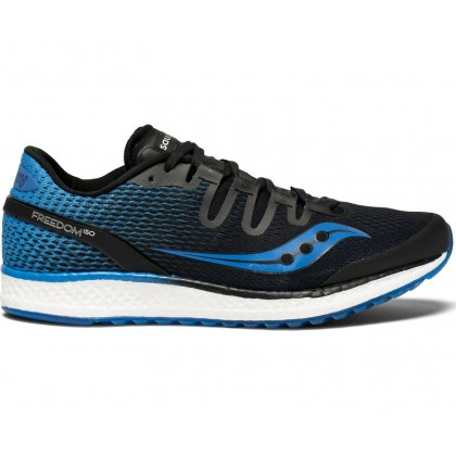 Saucony Freedom Iso Black/Blue