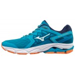 Mizuno Wave Ultima 10 (W) Ocean/White/Bird of Paradise