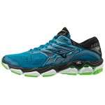 Mizuno Wave Horizon 2 Turkish Tile/Blk/Green Gecko