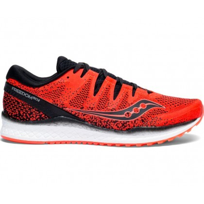 Saucony Freedom Iso 2 Vizi Red/Black