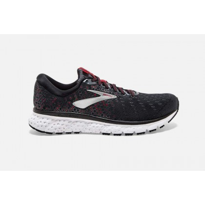 Brooks Glycerin 17 Blk/Red