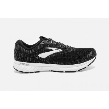 Brooks Revel 3 (W) Black